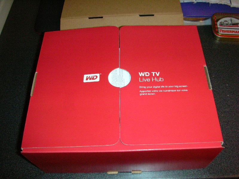 wd tv live plus manual